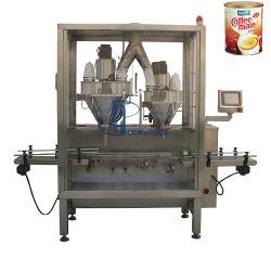 유아 공식 통조림으로 만드는 선 단백질 우유 분말 충전물 기계