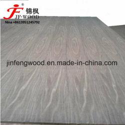 ISO 9001: 2008 экспорт природных американский орех MDF фанера фанера 18мм 2поверхности