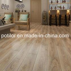 Cliquez sur les revêtements de sol en vinyle PVC/ Lvt Cliquez sur / SPC Cliquez sur / / colle desserré Lay Down / auto-adhésif
