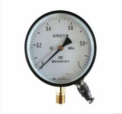 Manómetro Teletransmission Resistance-Type eléctrico