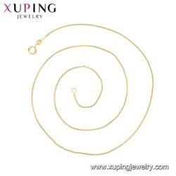 Or bijoux collier Chapelet Croix