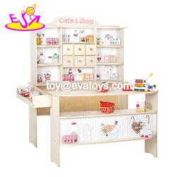 Neue klassische Spielwaren-mini hölzernes Markt-Stall-Spielzeug für Kinder W10A082