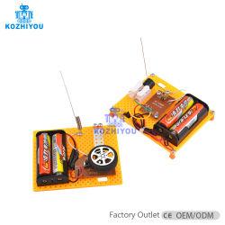 リモコンの無線電信モデル子供の視聴覚物理学の実験の教育おもちゃの技術の小さい生産