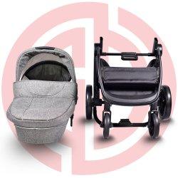 0-3 Wandelwagen van de Baby van de Enige Zetel van de Wandelwagen van de Zetel van de Peuter van de Jaar de Oude