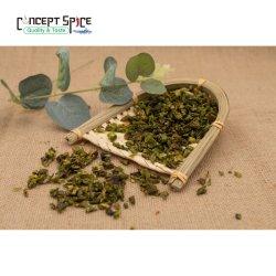Venta caliente deshidratado de Pimiento Verde 3*3mm