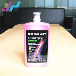 Galaxy Original Dx5/DX7/ Cmky Tinta Solvente ecológico para a impressora de grande formato