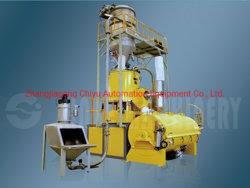 Mesa de mezclas químicas Mezclador de plástico de PVC de equipos de mezcla de la máquina extrusora de plástico Alimentación automática de la industria de la máquina de mezcla de dosificación de sistema de transporte