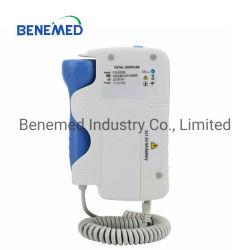 Para uso doméstico de ultrasonido Doppler Fetal Detector de latidos cardíacos del bebé