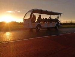 11인승 전기 버스, 셔틀 버스, 일렉트라카, 관광 버스, 배터리 구동 관광 버스