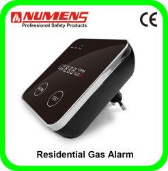 Interconexión inalámbrica de Alarma de Gas propano residencial alarma de humo