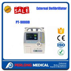 ICU 비상사태 응급 처치를 위한 최상 휴대용 세동 제거기 모니터; PT 9000d