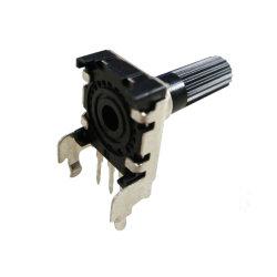 Drehkodierer-Audiofühler-Vertikale-Typ des Zoll-12mm