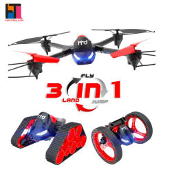 Macchina fotografica 3 di Fpv WiFi in 1 2.4GHz RC 6-Axis Quadcopter