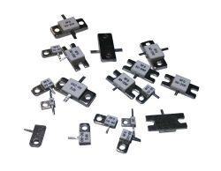 Reborde de 50 ohmios - SMD resistores de potencia