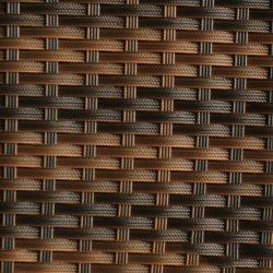 Synthetisches Rattan Webmaterial Outdoor PE Rattan PE Synthetisches Rattan Material Poly Wicker Gartenmöbel Set Rattan