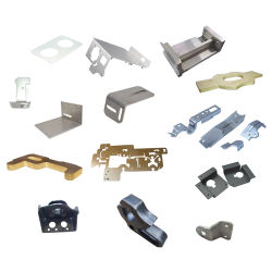 Blech CNC-Fertigung Aluminium / Edelstahl / Kohlenstoffstahl Laser-Schneiden Bearbeitung Stanzteile Zum Schweißen Von Stanzbiegemaschinen