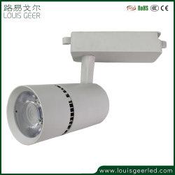 30W indicatore luminoso registrabile LED della pista del punto delle lampadine della PANNOCCHIA LED