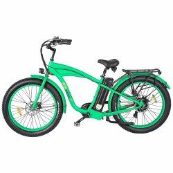 옥외 운동 뚱뚱한 타이어 전기 자전거를 위한 전기 자전거 36V