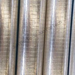 De Aluminiumfolie van het Document van Kraftpapier van de Aluminiumfolie van het Grof linnen van de Glasvezel van Fsk lamineerde de Samengestelde Aluminiumfolie van de Glaswol