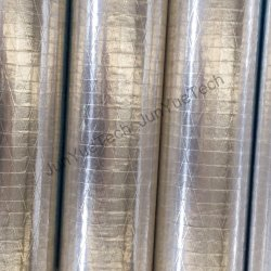 Fsk-Fiberglas-Baumwollstoff-Aluminiumfolie-Packpapier-Aluminiumfolie-lamellierte zusammengesetzte Glaswolle-Aluminiumfolie