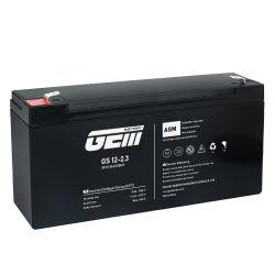 12V 7Ah UPS recargable Carama (seguridad y alarma de motocicleta) Batería de gel baterías 4,5A/h,7A/h,7.5 A/h, 19A/h por UPS