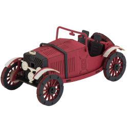 retro giocattolo di carta del modello personalizzato DIY del gioco di puzzle del cartone 3D dell'automobile 500K regalo classico per i capretti