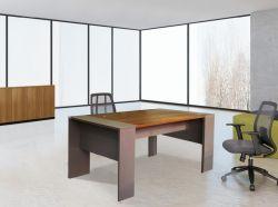 Pequeno Painel moderno personalizados de madeira mobiliário de escritório mesa de conferência