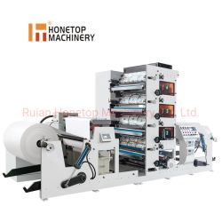 China druckte Maschinen-Papiercup Flexo Drucken-Maschinen-Eiscreme-Papiercup-Kaffee-Papiercup