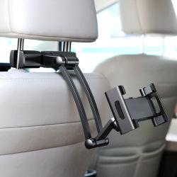 태블릿 차량 헤드레스트를 위한 360도 회전 기능이 있는 백시트 가젯 홀더 범용 태블릿 Esg15148용 마운트