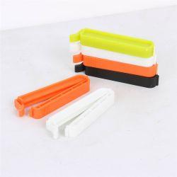 Regalo promocional 7cm de la Bolsa de merienda de plástico barato clips