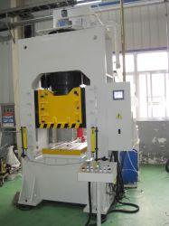 Yh34 de la série H Type de bras de châssis hydraulique automatique Appuyez sur la machine de timbres de perforation