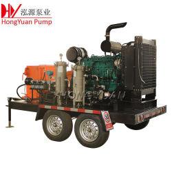 Vorbereiten- der Oberflächehydrostrahlen-startendes Hochdruckreinigungsmittel