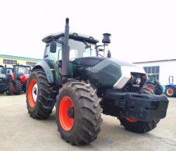 Fábrica directamente suministro 130hp 140hp 150hp 160hp 180hp 200hp 210hp 4WD Yto Motor Big tractor agrícola de maquinaria agrícola