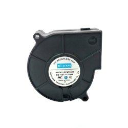 75*75*30 soufflante Vortex alimentation directe ventilateur électrique usine refroidisseur divers Ventilateur CC