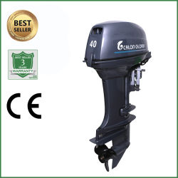 Cg Marine 40HP Outboard Motor 2 Stroke Electric Start Boat Engine