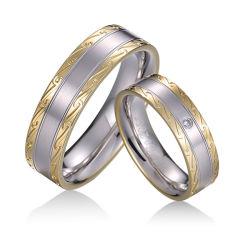 스마트 여성용 냅킨 링 다이아몬드 약혼 반지 걸