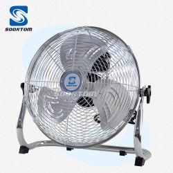 Placage au chrome garde fil ménage AC Ventilateur du refroidisseur