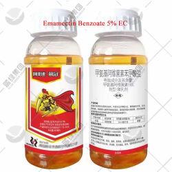 Inseticida de pesticidas Acetamipride benzoato de emamectina Casno. 155569-91-8