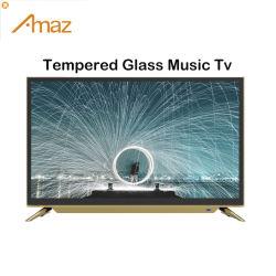 2021 Hot Sale Soundbar en Verre Double TV TV HD 32 pouces