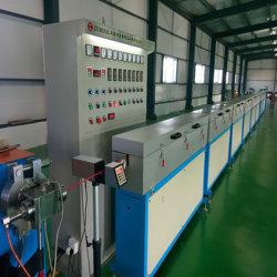 La extrusión de tubo de médicos de hospital para máquina de tubo flexible de silicona