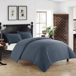 ベッドカバーにはベッドカバーセットにキルトをあしらった、ベッドカバーと枕カバーがある カバー