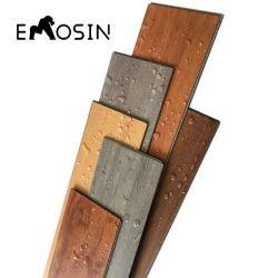 Cliquez sur vinyle imperméable en plastique//Bois Bois/PVC plastifié/spc/LVT/Caoutchouc/planchers/Bamboo/Engineered Hardwood/WPC parquet mosaïque Plank/rouleau/feuille Plancher flottant