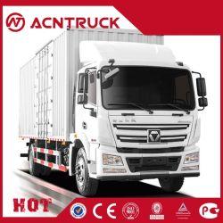 A carga Van Truck 280HP 6X2 15ton a caixa de carga