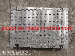hierro fundido Tapas de registro de la alcantarilla