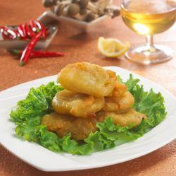 Pollo al fast food piccante Nuggets di pollo istantaneo