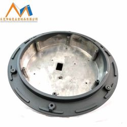 Custom High Quality Outdoor Square lamp Holders Aluminium die Casting Deels LED-straatverlichting behuizing Lampshade
