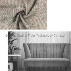 Poliéster Wholesales textil hogar Pana para Sofá tela