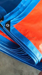 100% PE Material Wasserdichte Oberfläche Poly PE Tarpaulin