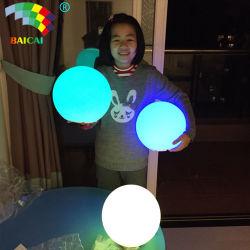 당 빛을내는 거는 LED 공을%s 방수 훈장