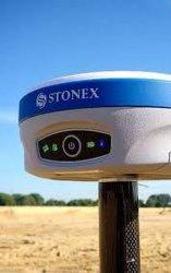Receptor Gnss Rtk canais 220 Stonex Partners S9II com versão Trimble Placa Principal